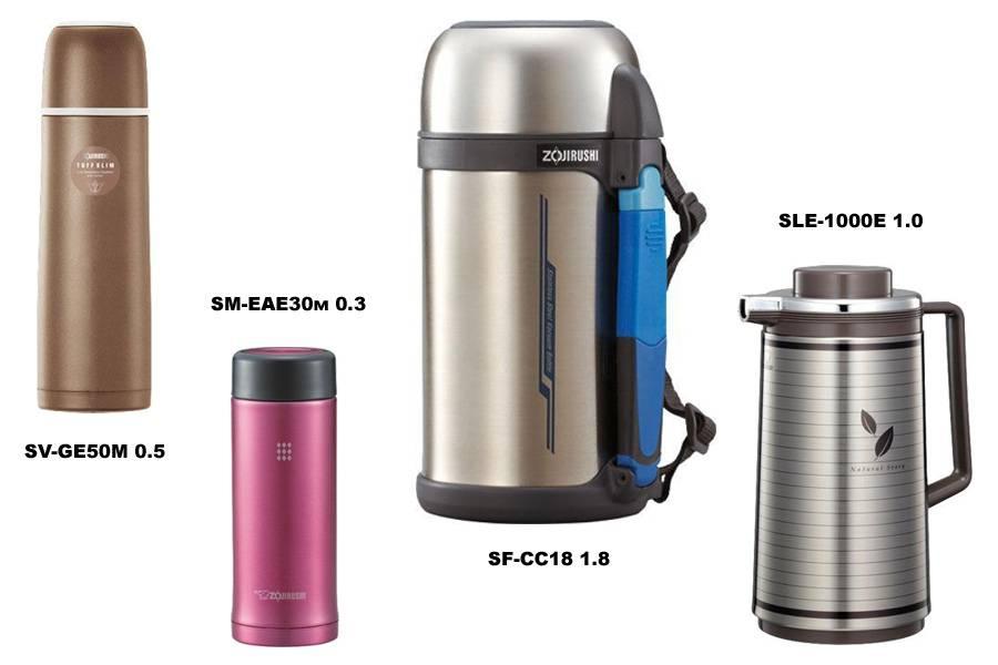 Виды термосов для чая и их основные характеристики