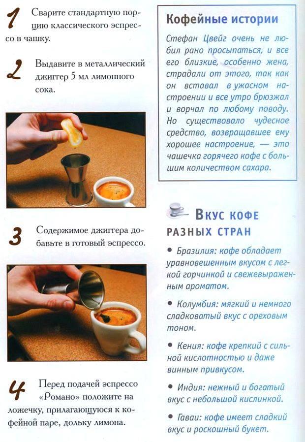 Как приготовить кофе эспрессо в домашних условиях