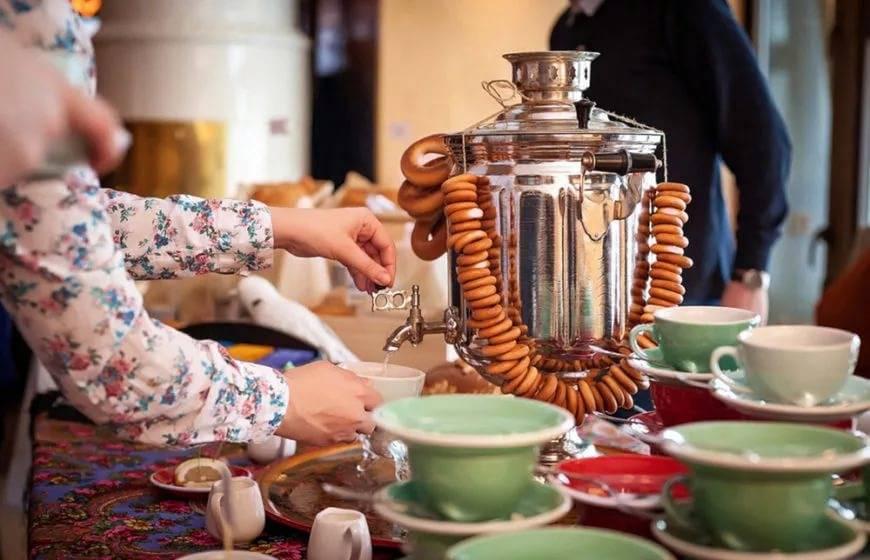 Вспомним традиции – русское чаепитие