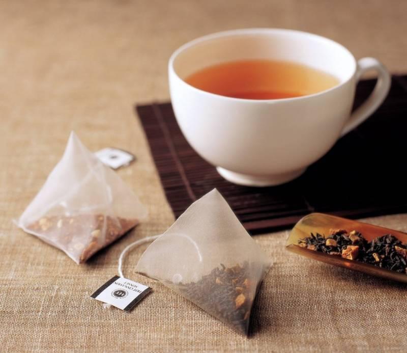 Чай в пакетиках: польза и возможный вред   польза и вред