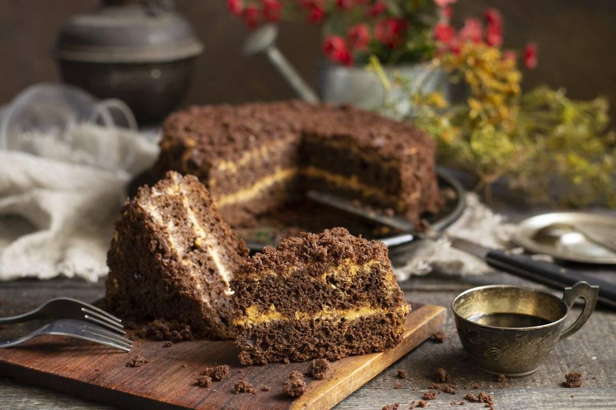Шоколадный торт: простые и вкусные рецепты