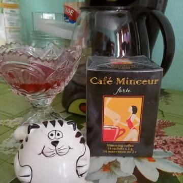 Можно ли пить кофе минсер форте для похудения
