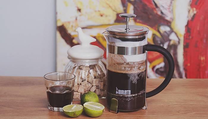 Особенности эксплуатации френч-пресса для приготовления кофе
