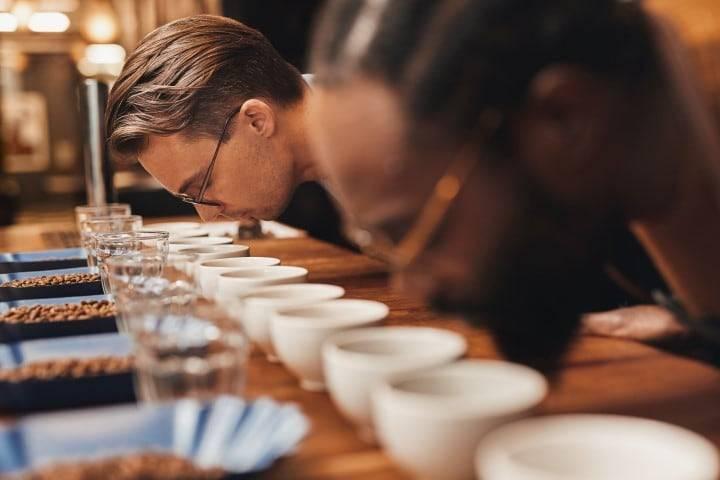 Каппинг (профессиональная дегустация кофе) – методика оценки