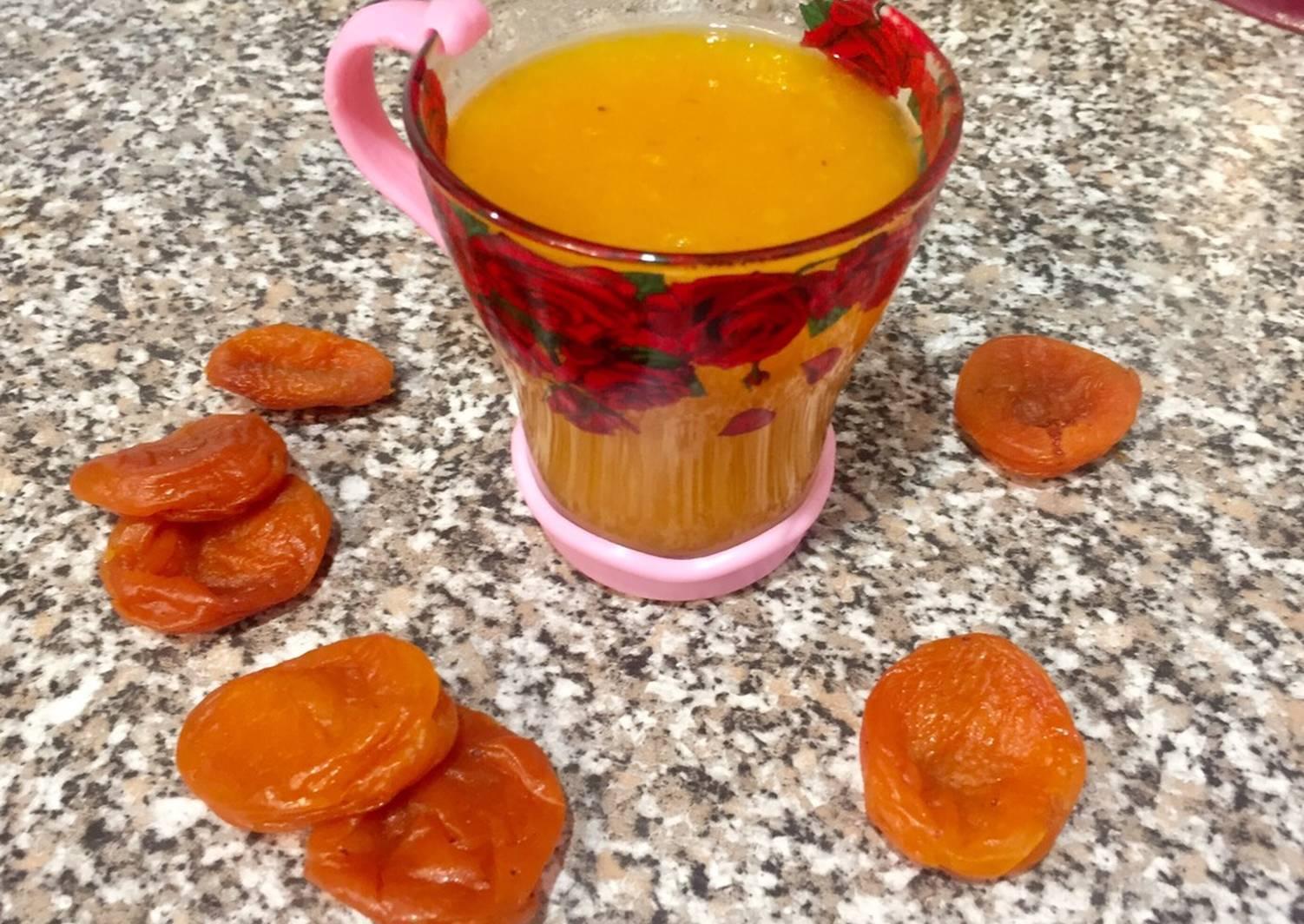 Рецепты чая с курагой – сладким лакомством с легкой кислинкой