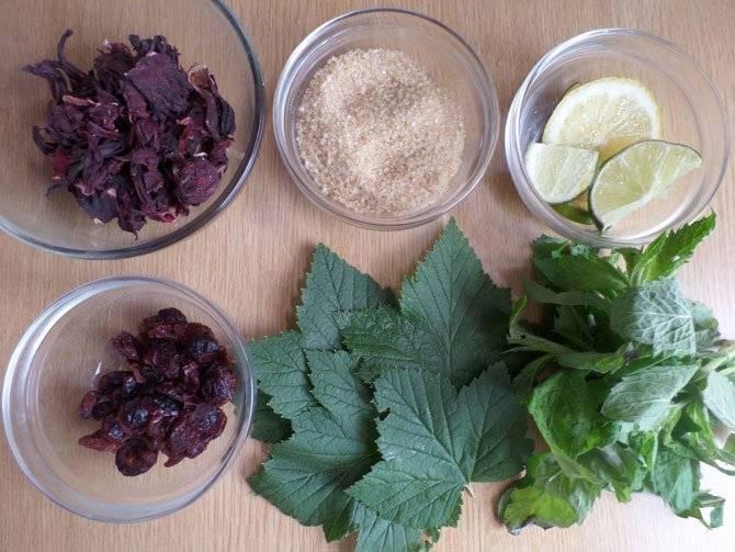 Чай из листьев смородины — польза и вред