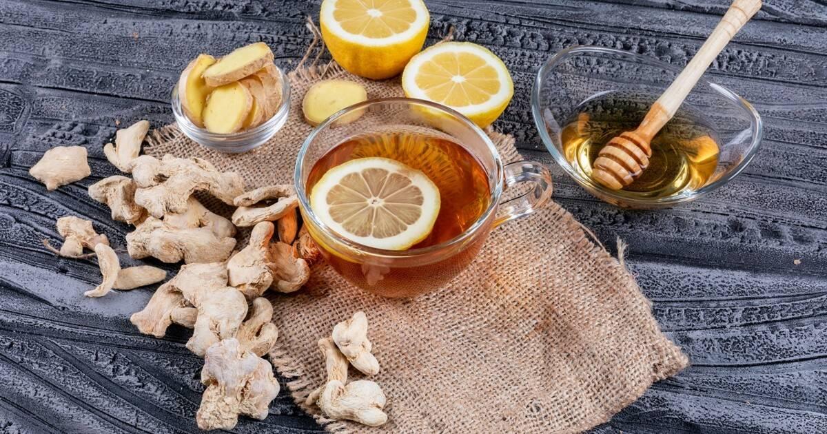 Чай с имбирем от простуды: полезные рецепты