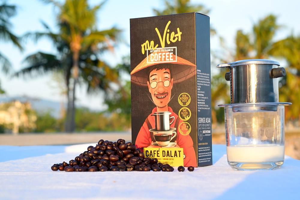 Где купить кофе из вьетнама