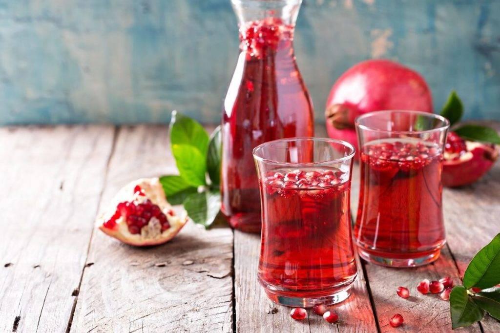 Чем полезен гранатовый чай из турции, состав и свойства — life-sup.ru