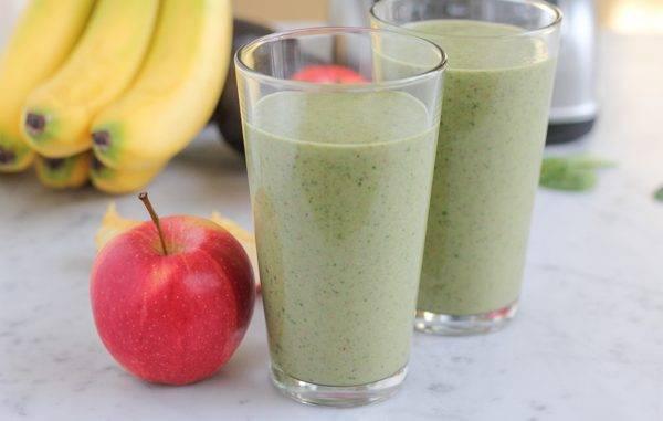 Смузи из яблок: польза и вред, 12 рецептов, советы