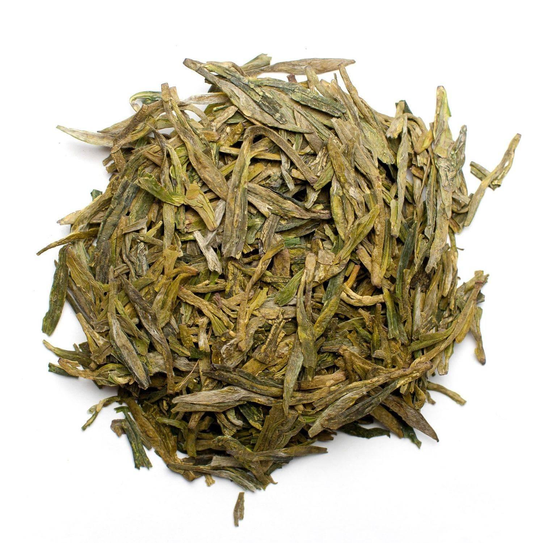 Чай лунцзин - колодец дракона с важными полезными свойствами