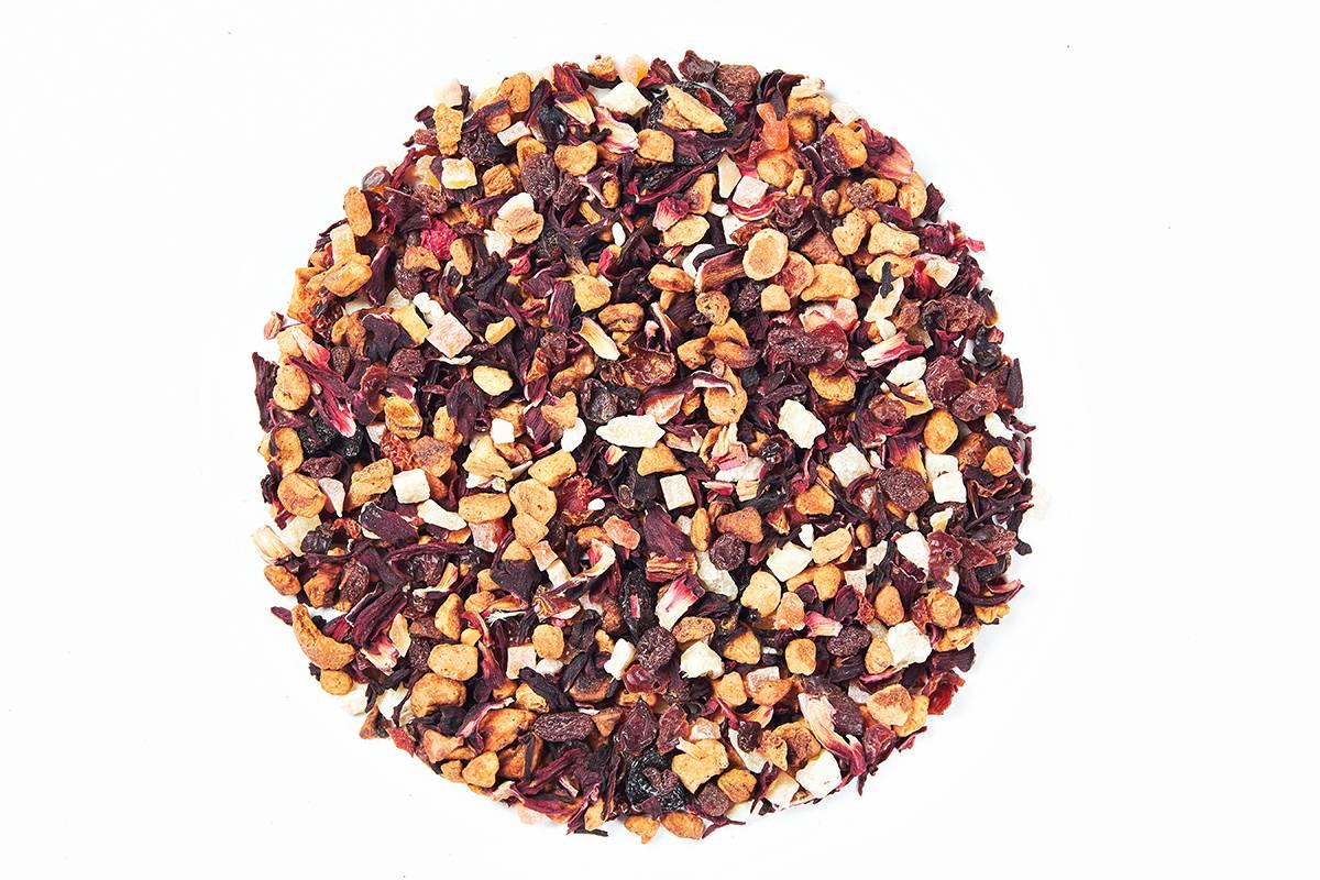 Фруктовый чай: полезные свойства, способ приготовления.