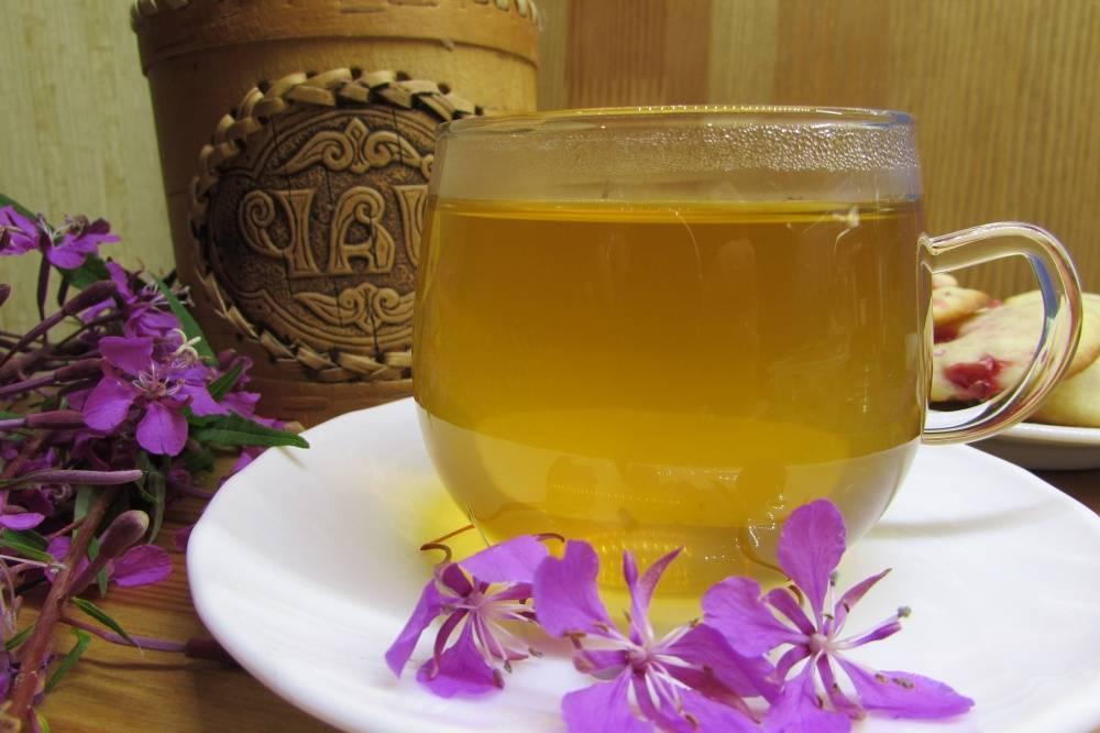Рецепт приготовления иван-чая, ферментация