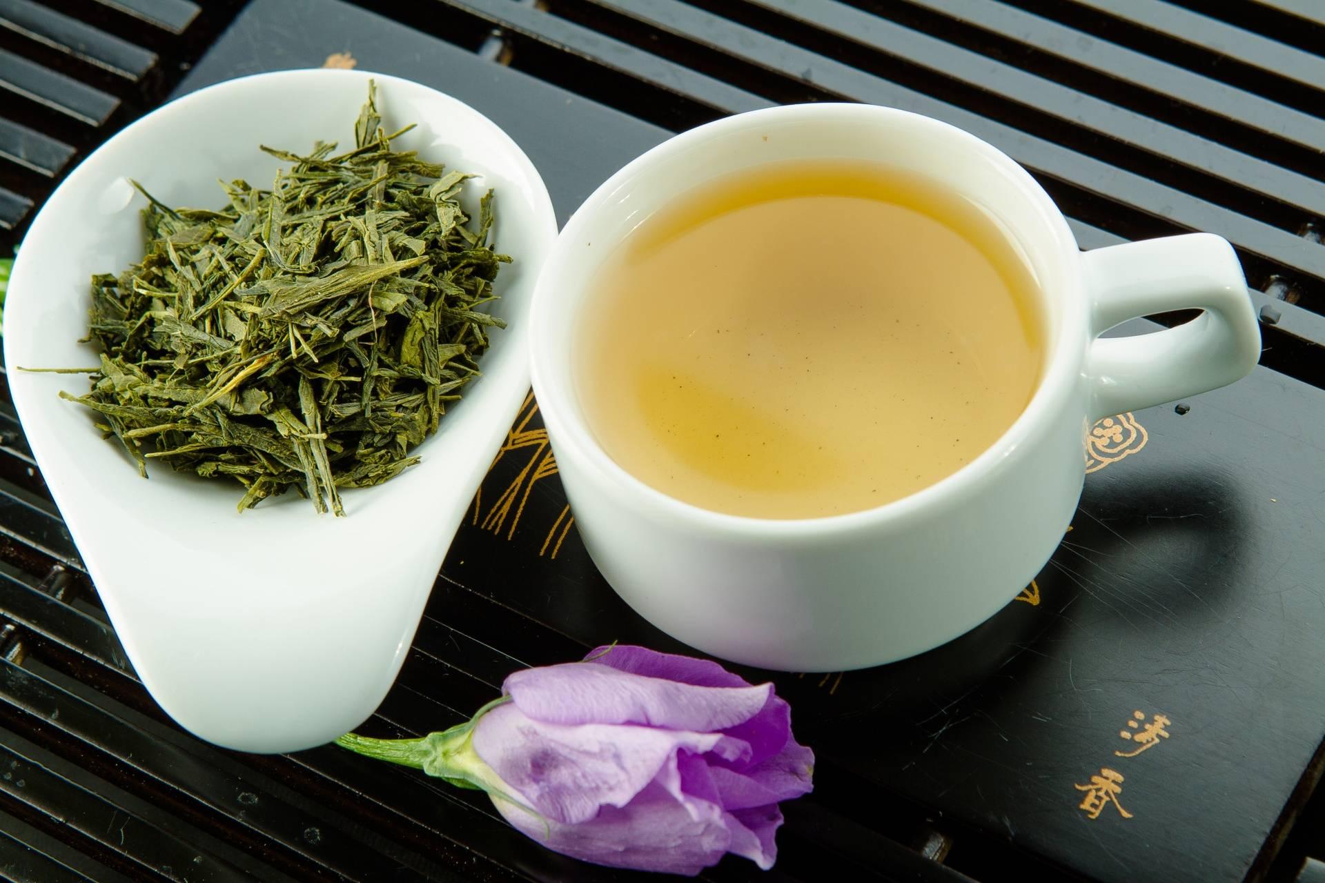 Зеленые чаи китайские