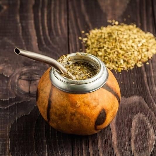 Чай мате - полезные свойства и правила заваривания