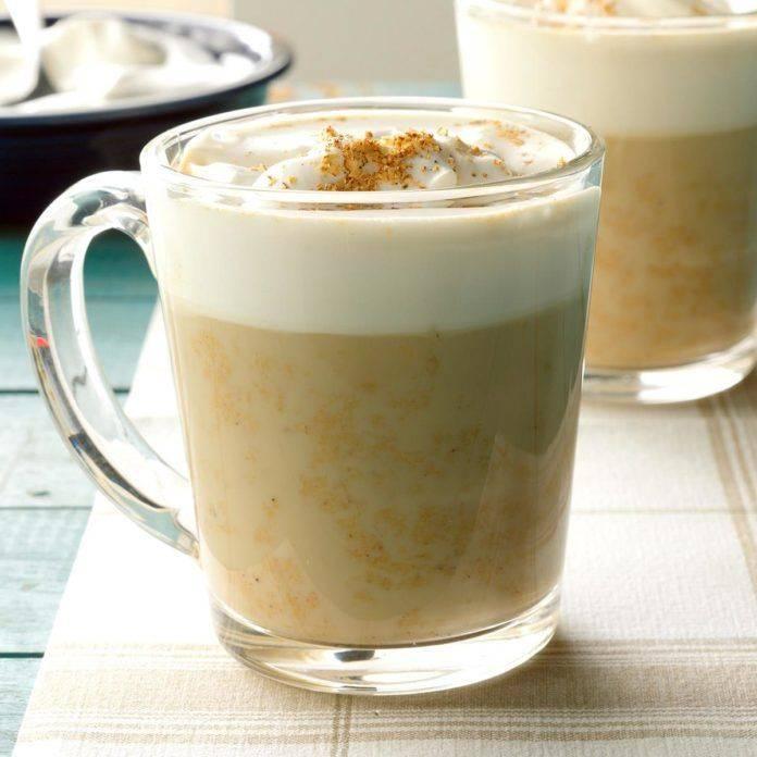 Тыквенно-пряный латте: главный вкус осени снова в кофейнях starbucks!