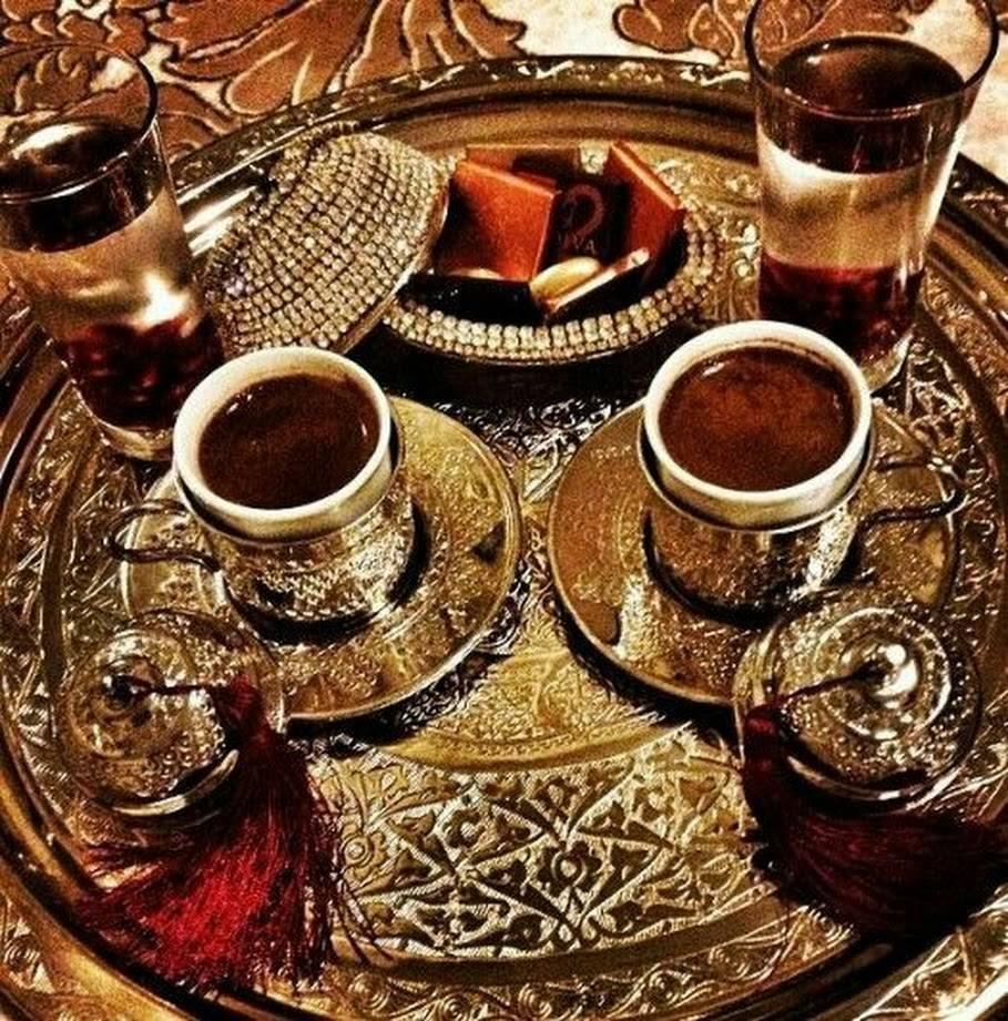 Как готовить настоящий кофе по-арабски