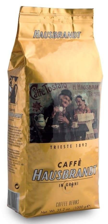Кофе hausbrandt: история бренда, процесс производства и описание сортов