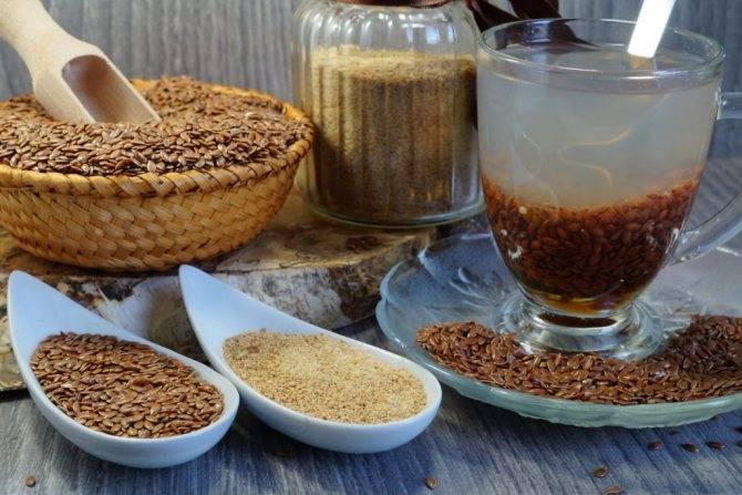 Семена льна: польза и вред, как принимать для здоровья и похудения, отвар и мука из семян льна