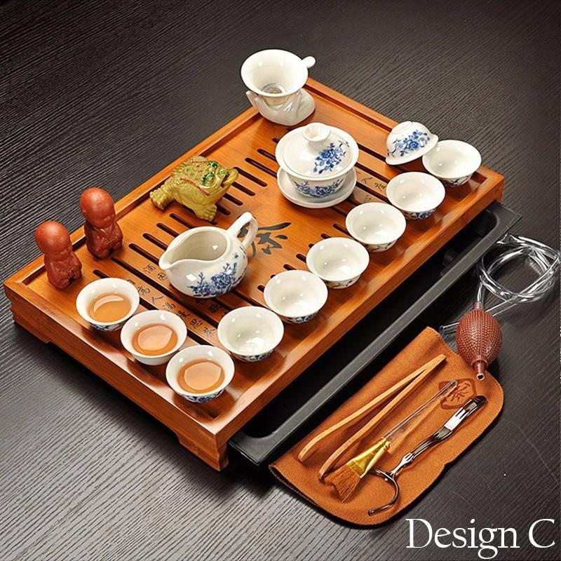 Выбираем чайный сервиз