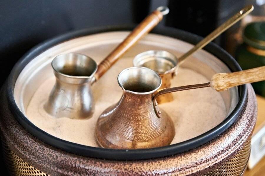 Кофе в турке: рецепты приготовления