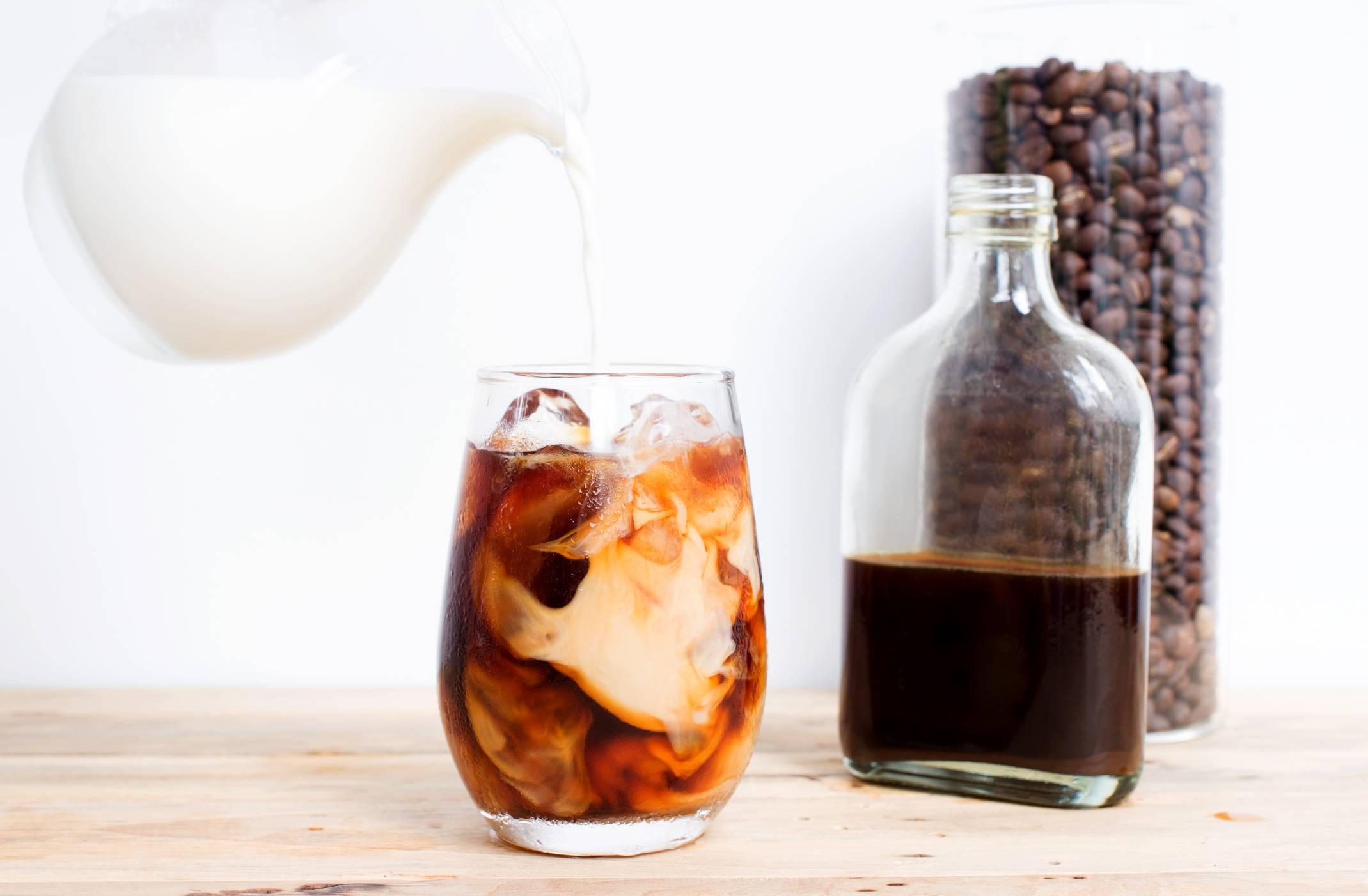 Cold brew – холодный кофе, который приносит пользу: способ его приготовления дома