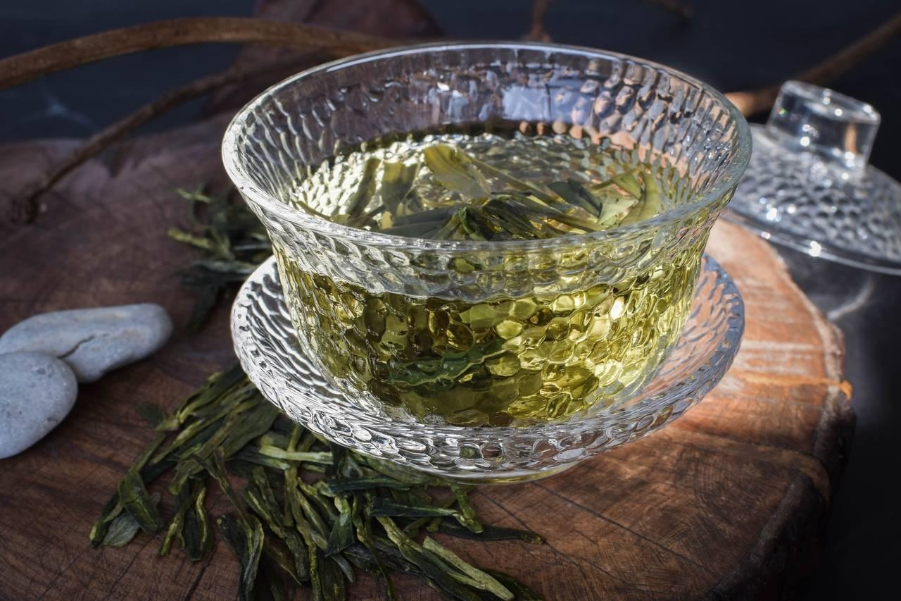 Лунцзин, или «колодец дракона»- знаменитый чай китая