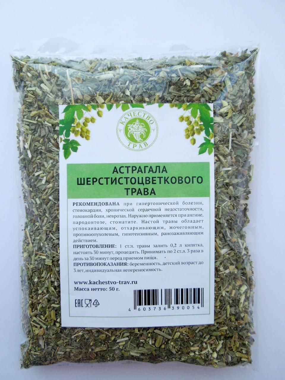 Астрагал шерстистоцветковый – лечебные свойства и противопоказания травы и 8 лучших рецептов