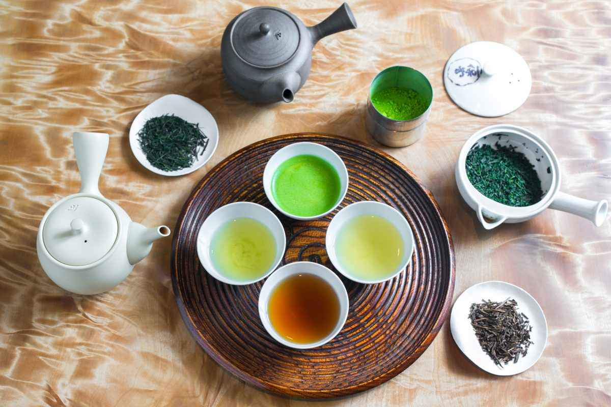 Зелёный чай матча (маття) - польза и вред, как его заваривать