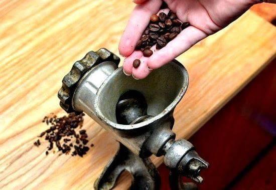 Блендер-кофемолка