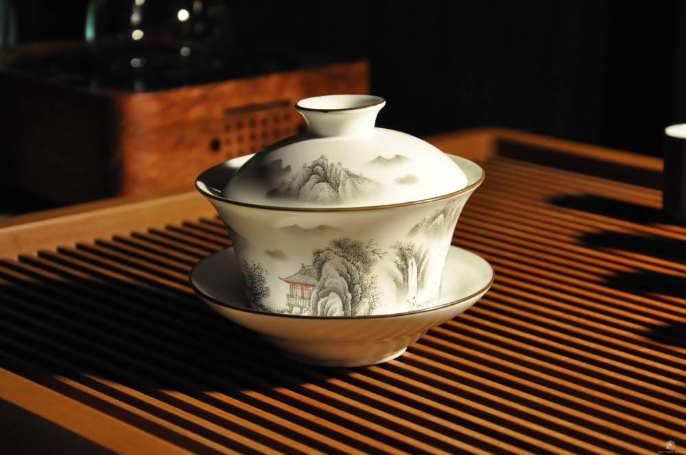 Как заварить китайский чай. способ 1. заваривание чая в гайвани | happymama
