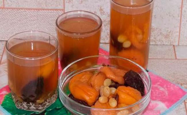 Компот из изюма рецепт с фото пошагово - 1000.menu