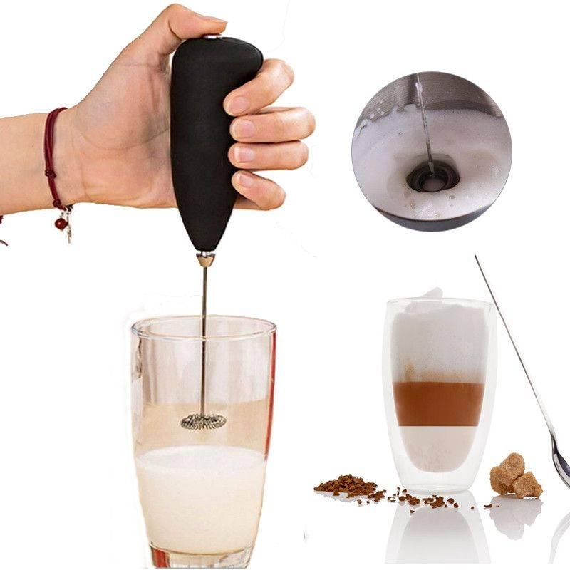 Вспениватель молока – что это такое, как работает, для чего нужен, основные виды устройства
