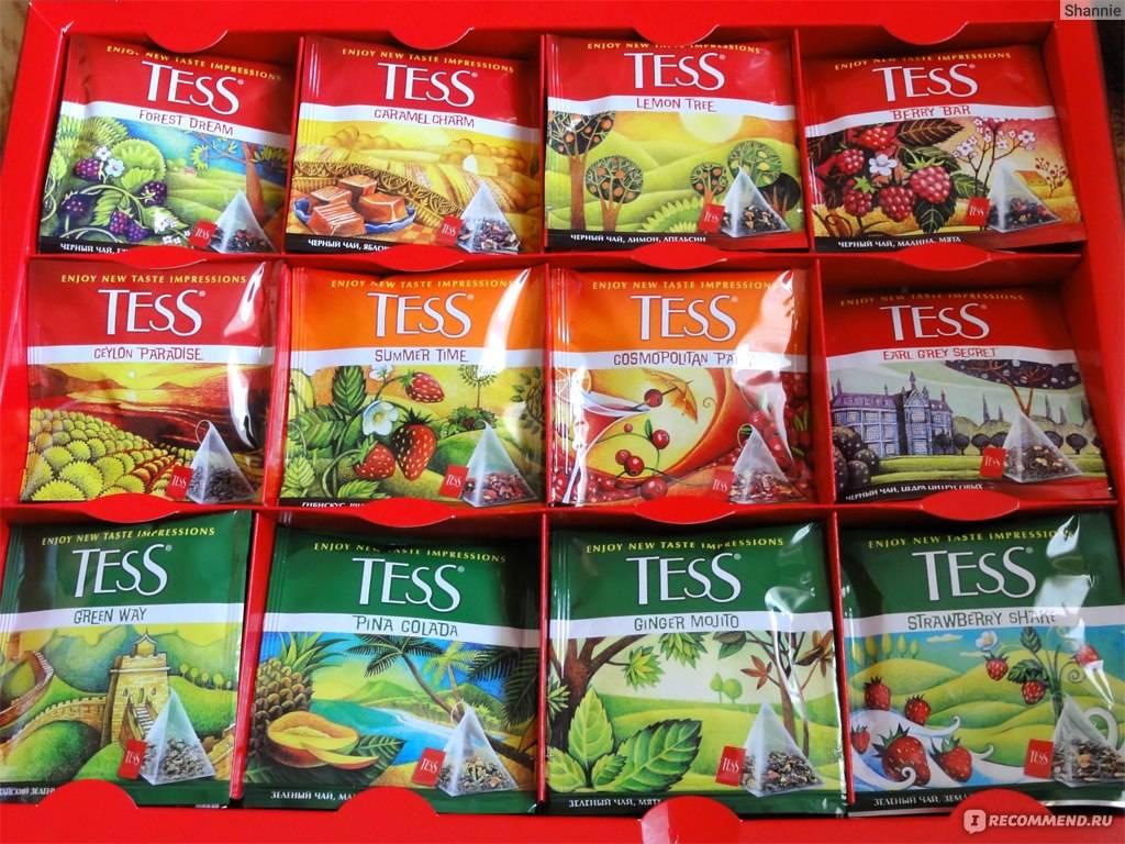 Разновидности чая тесс: разнообразие, праздничные варианты | горячая чашка
