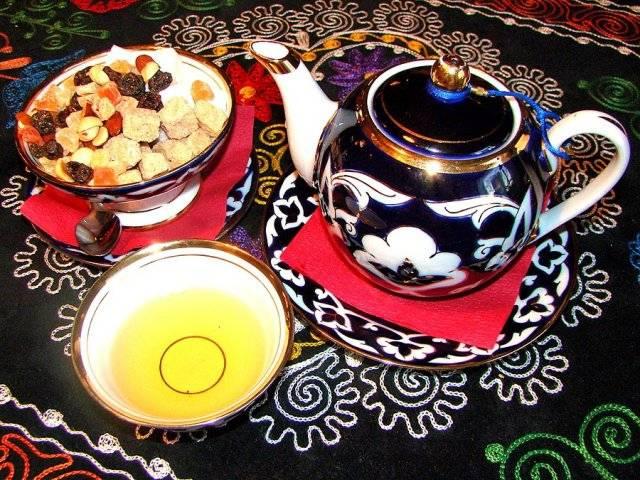 Национальные блюда узбекской кухни