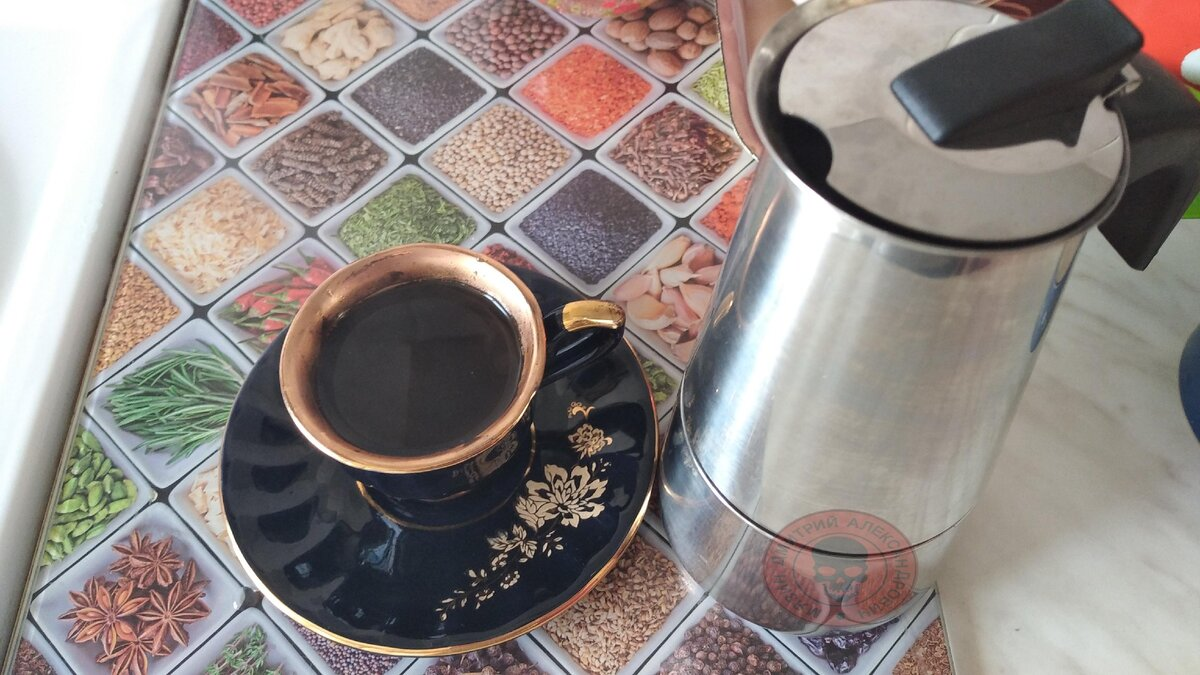 Как варить кофе в кастрюле