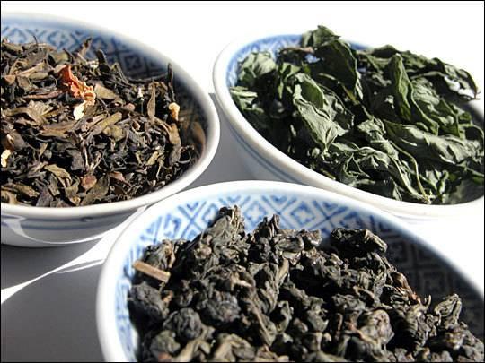 Отличие черного чая от зеленого чая: в чем же разница? | великий чайный путь