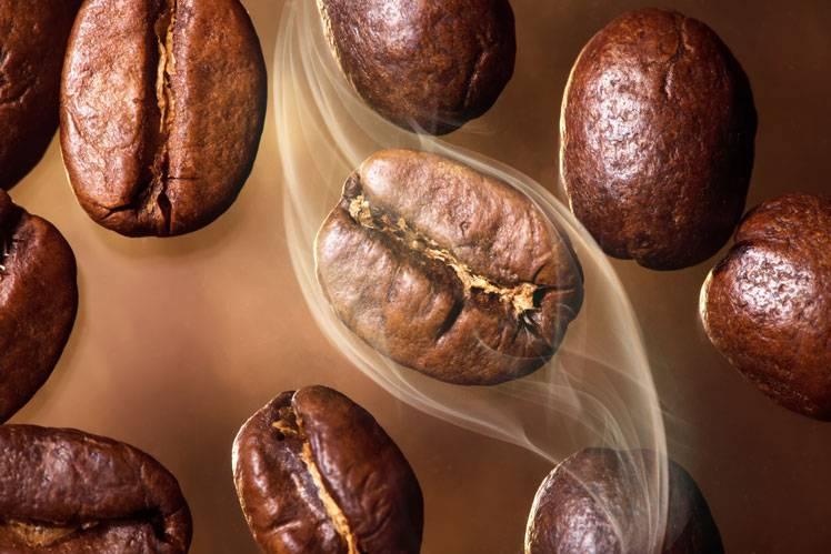 Процесс обжарки кофе. как все происходит поэтапно