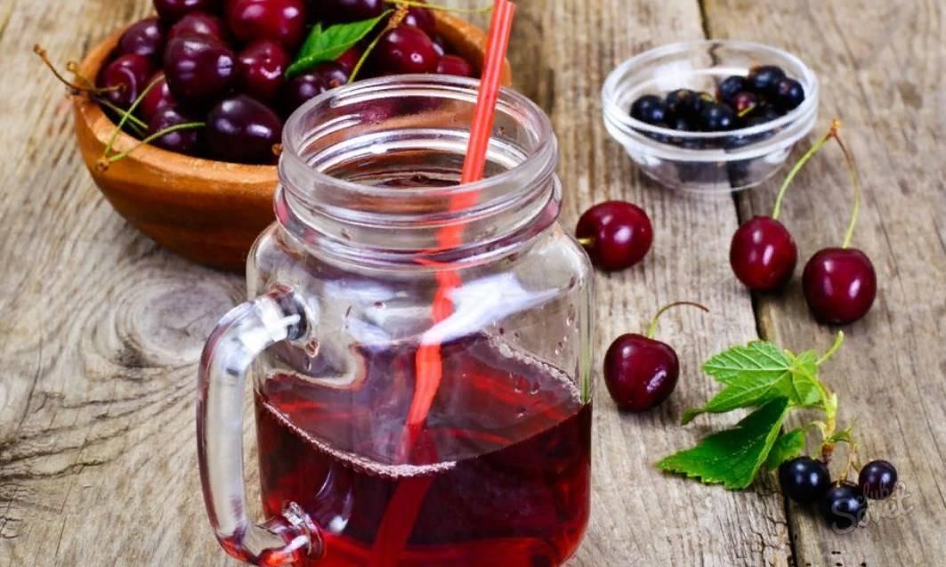 Черешня — польза и вред для организма человека, калорийность, витамины