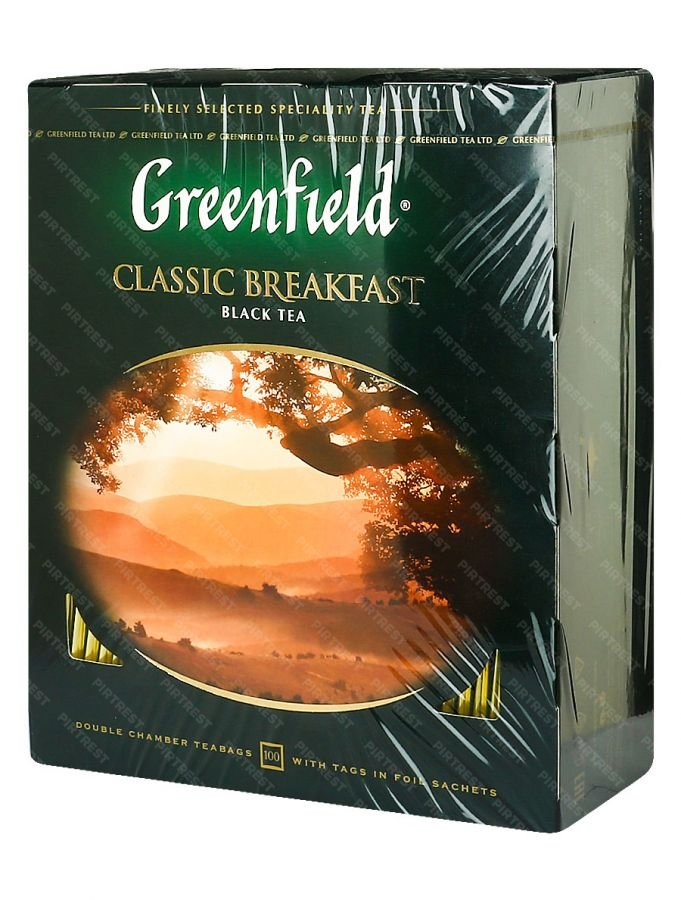 Чай гринфилд: ассортимент зеленого и белого чая в пакетиках greenfield, виды