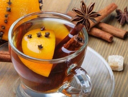 Рецепты чая с коньяком, или как готовить напиток для гурманов