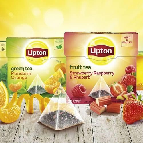 Чай липтон (lipton)   польза и вред   описания    чайкофский
