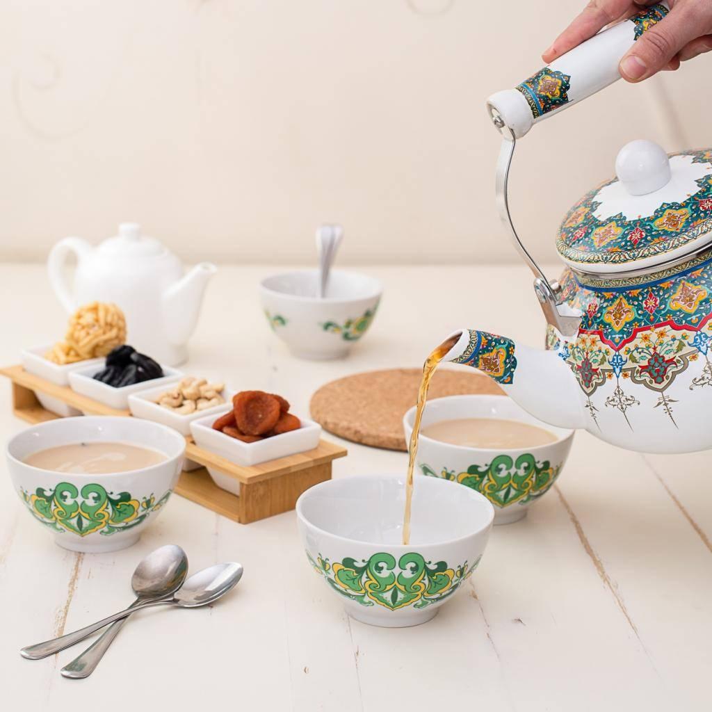 Татарский чай: полезные свойства и противопоказания