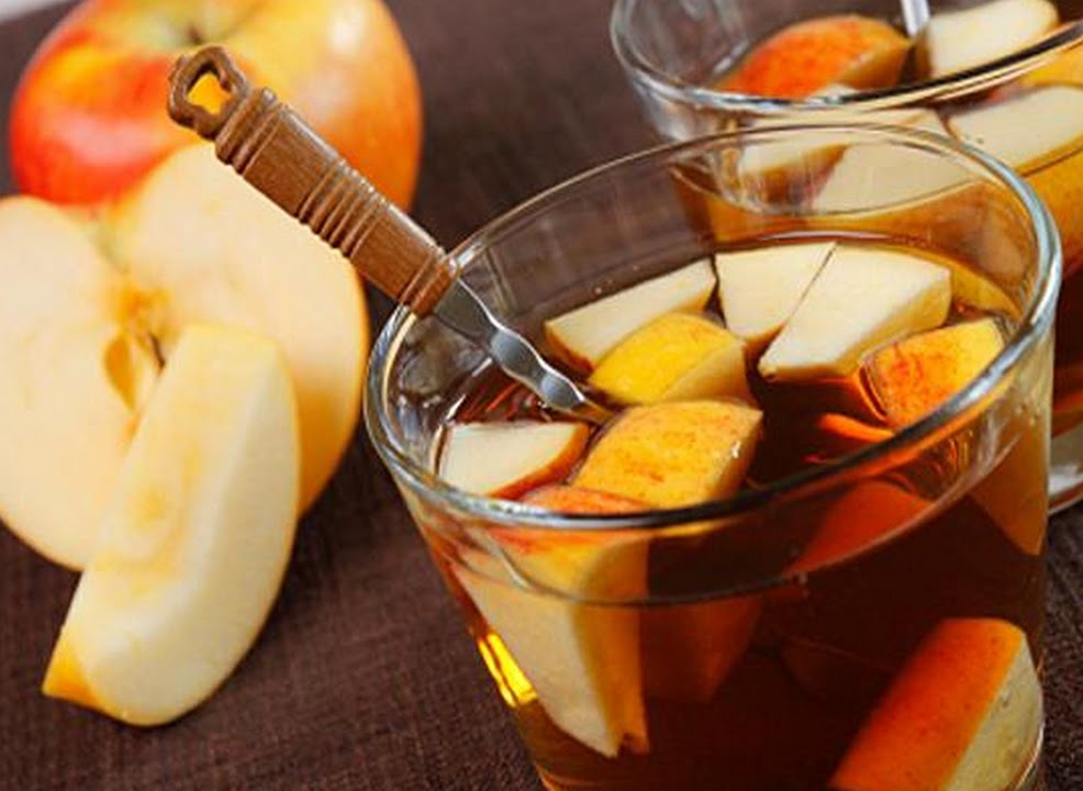 Яблочный чай — лучшее лекарство от заболеваний жкт