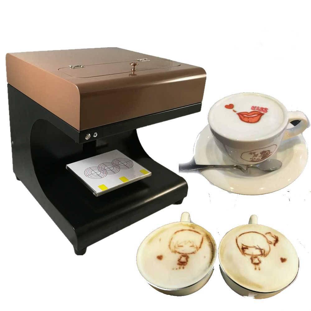 Все о кофе-принтерах