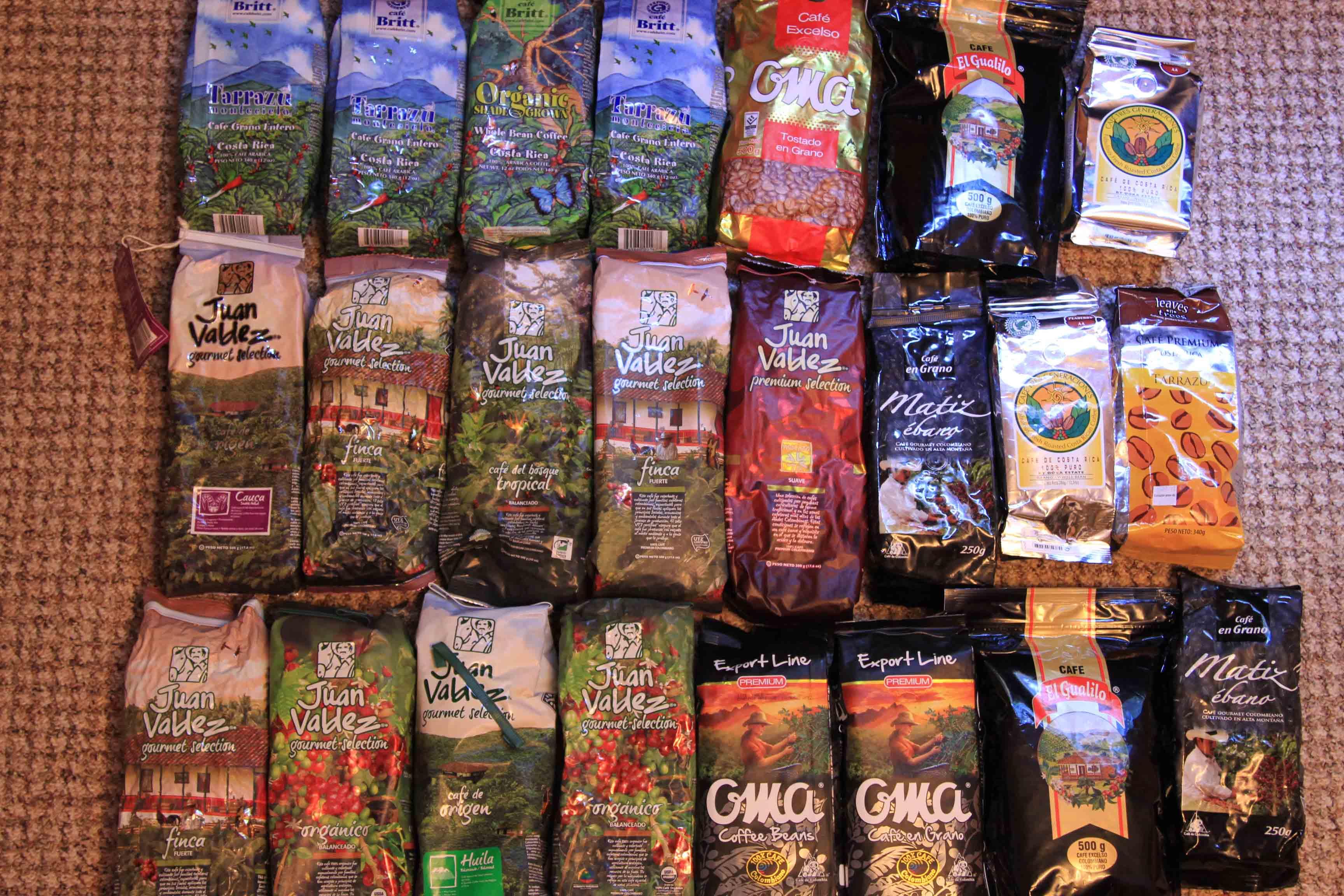 Вьетнамский кофе: виды, сорта и марки кофе