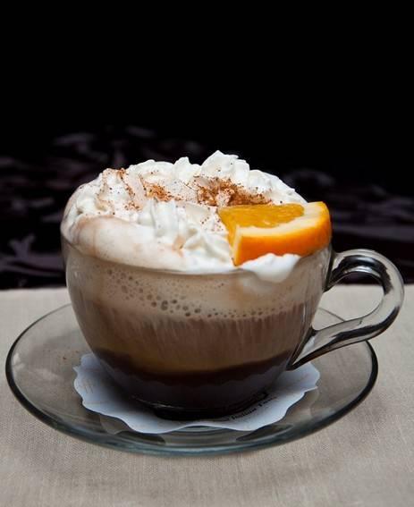 Кофе «борджиа» — пошаговый рецепт с фото