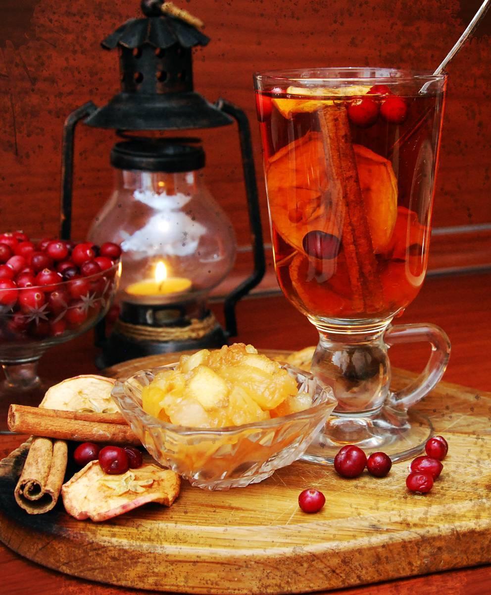 Чай с вином польза и вред