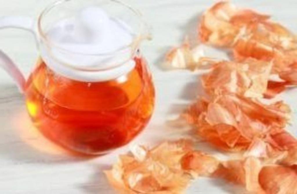 Польза и вред чая из луковой шелухи и как ее заваривать