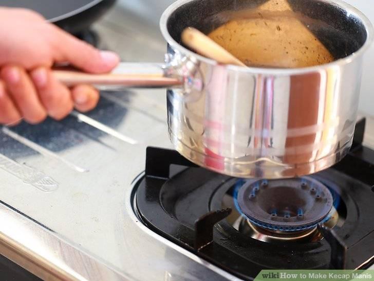 Сколько и как варить кофе на плите в кастрюле?